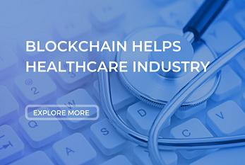 Blockchain save Healthcare Industry