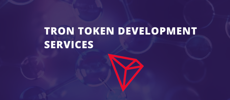 TRON Token Development Services