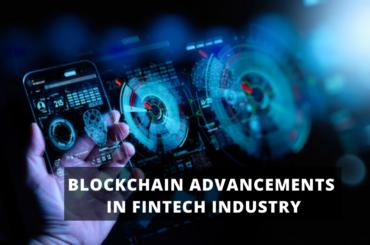 blockchain advancements in Fintech