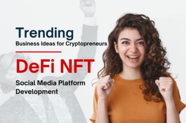 DeFi NFT Social Media Platform Development