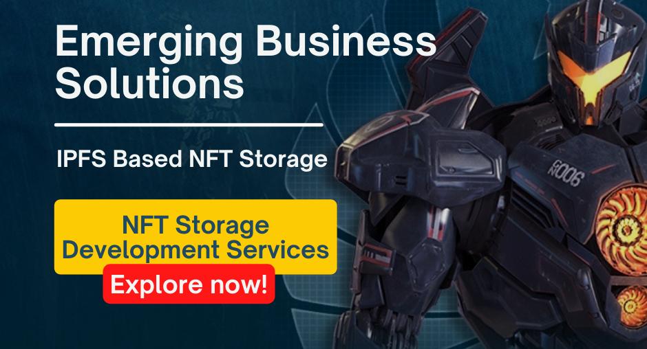 NFT Storage Platform Development Solutions