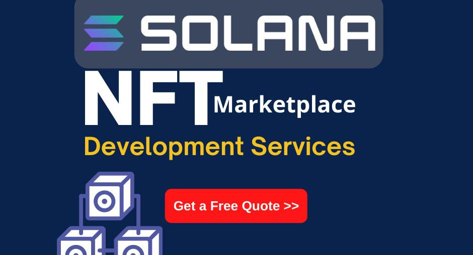 Solana NFT Marketplace Development