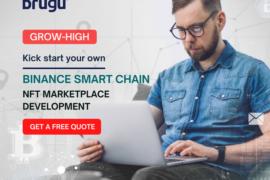 Binance Smart Chain NFT Marketplace Development